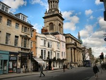 Oxford, High Street, Oxfordshire © Paul Gillett
